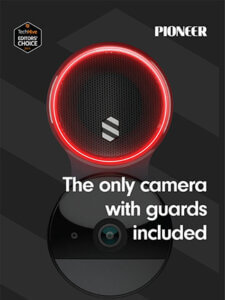 Camera with Guards Included