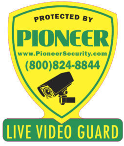 live video guard interventions